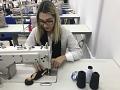 Acadêmicos em design de moda expõem trabalhos no Cultura Acic