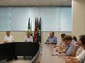 Diretoria da Acic retoma reuniões e planeja comemoração dos 75 anos da entidade