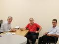 Setransc busca apoio da Acic para o projeto do Porto Seco