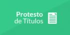 Protestos de títulos
