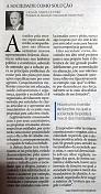 11/06/2015 - Artigo Publicado Jornal Diário Catarinense