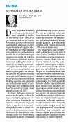 19/01 - Artigo publico Jornal Diário Catarinense