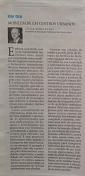20/05 - Artigo publicado no Diário Catarinense