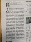 22/10/2015 -  Artigo Publicado Jornal Diário Catarinense