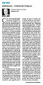 24/10 - Artigo publicado Diário Catarinense