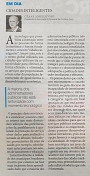 29/06 - Artigo publicado no Diário Catarinense