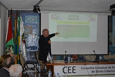 ACIC apresenta Prêmio de Matemática ao Conselho Estadual de Educação