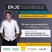 Acic sedia Encontro Regional dos Jovens Empreendedores