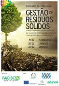 Acic sedia Seminário Internacional de Gestão de Resíduos Sólidos