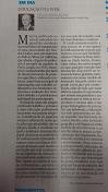 Artigo Publicado Diário Catarinense - Educação Via Web