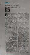 Artigo publicado no mês de agosto no Diário Catarinense