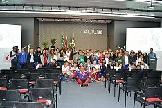 """Associação Empresarial promove mais uma edição do """"Escolas na ACIC"""""""