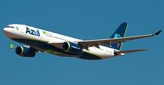 Azul analisa volta do horário de voo matutino em Jaguaruna