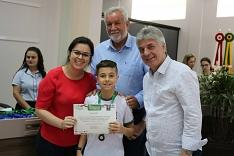 Cocal do Sul conhece os premiados do 5º Prêmio Acic de Matemática
