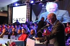 Discurso formatura Faculdade SATC - 13/02/2016