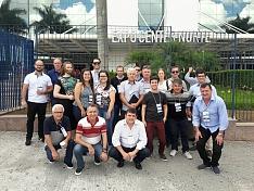 Empresários do Sul participam do maior evento de impressão das Américas