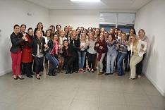 Evento na ACIC reúne mulheres empresárias de todo Estado