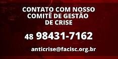 Facisc mobiliza ações para apoiar associações e empresários catarinenses