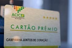 Famílias beneficiadas por campanha receberão cartões para compras