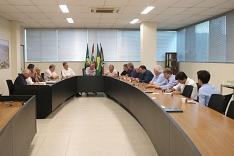 Nova Diretoria Executiva da Acic inicia atividades