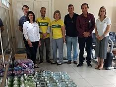 Núcleo de Corretores da Acic realiza evento e arrecada R$ 3 mil em doações