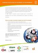 Oportunidades de estágio remunerado internacional para brasileiros e estrangeiros