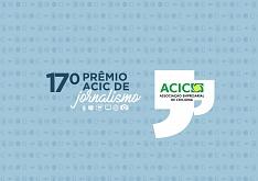 Prêmio Acic de Jornalismo revela os seus vencedores nesta segunda-feira