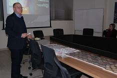 Presidente da Ceusa apresenta inovações da empresa na diretoria da ACIC