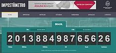 Primeiro Impostômetro de Criciúma será inaugurado na Acic