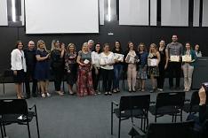 Segunda edição do Prêmio Acic de Valorização do Profissional da Educação encerra com entrega de premiações
