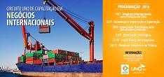 Seminário aponta soluções para a crise através de negócios internacionais