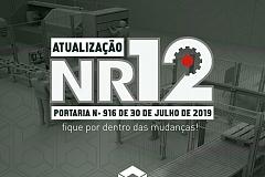 CURSO ATUALIZAÇÃO DA NR-12