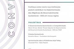 O DESENVOLVIMENTO SUSTENTÁVEL COMO FATOR COMPETITIVO NAS ORGANIZAÇÕES