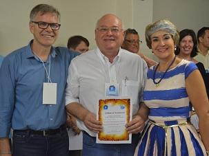 ACIC recebe homenagem do Comitê de Gerenciamento da Bacia Hidrográfica do Rio Urussanga