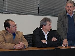 Diretoria da ACIC discute importância da água em reunião