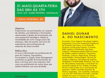 GESTÃO DE COMPRAS E SUPRIMENTOS