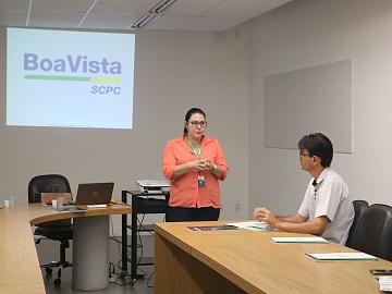 Acic e Boa Vista promovem workshop voltado a analistas de crédito