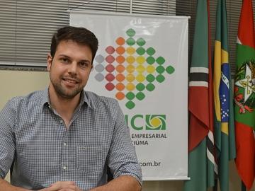Diretor da Acic integra direção da Confederação Nacional dos Jovens Empresários