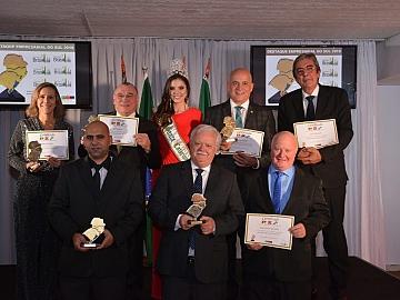 Empresários do Sul são destaque em prêmio empresarial 2018