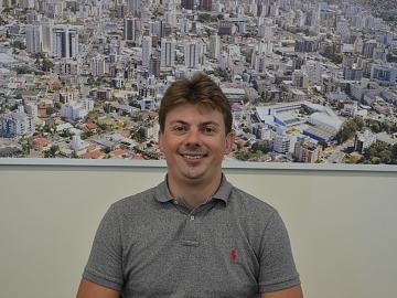 Mário Gaidzinski é o novo presidente do Comitê de Implantação do Centro de Inovação de Criciúma
