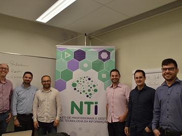 NTI promove treinamento sobre Práticas de Auditoria em Segurança da Informação