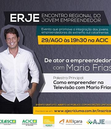 Encontro Regional do Jovem Empreendedor