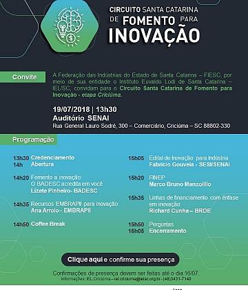 evento IEL / acic
