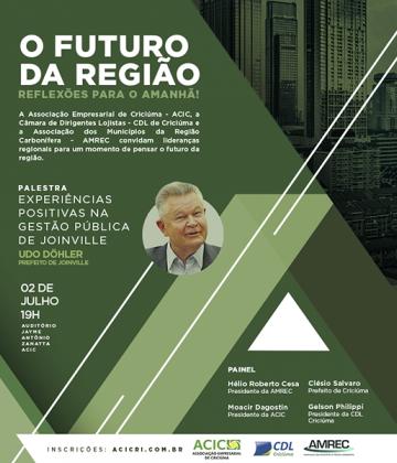O FUTURO DA REGIÃO