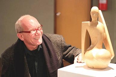 Cultura Acic 2018 abre com exposição de Gil Galant