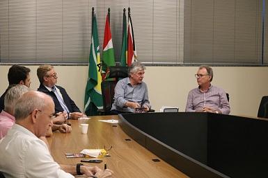 Empresário Moacir Dagostin confirma sua candidatura à reeleição da Acic