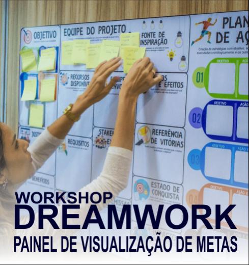 DREAMWORK - PAINEL DE VISUALIZAÇÃO DE METAS