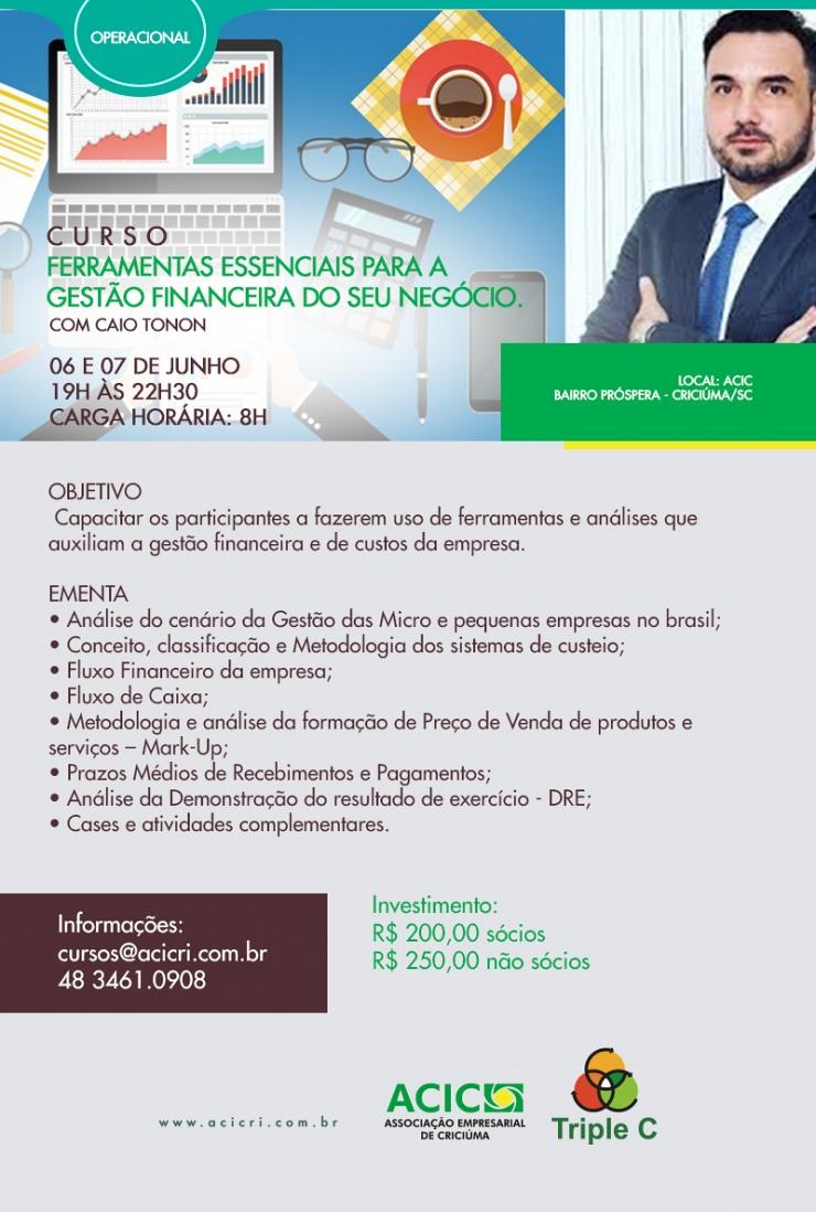 FERRAMENTAS ESSENCIAIS PARA A GESTÃO FINANCEIRA DO SEU NEGÓCIO